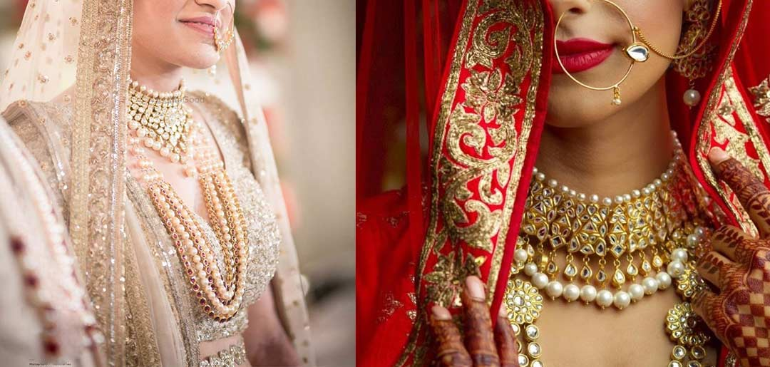 How To Wear Our Heritage In Style Bridal Pearl Jewellery By Amarsons